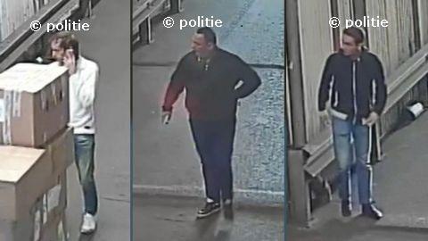 Utrecht – Gezocht – Dozen met kleding gestolen