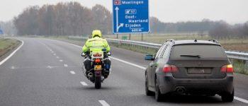 Spijkenisse – Politie zoekt getuigen aanrijding Groene Kruisweg