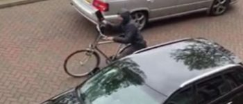 Utrecht – Gezocht – Autokraak Utrecht