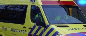 Tilburg – Verwarde man steekt bromfiets in brand in entree van ziekenhuis