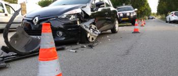 Scharendijke – Dronken bestuurder veroorzaakt ongeval